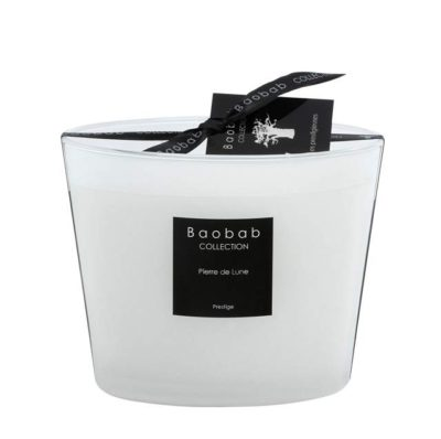 Baobab Max 10 Pierre de Lune Candle