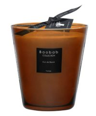 Baobab Max 16 Cuir de Russie Candle