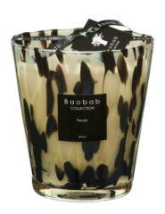 Baobab Max 16 Black Pearl Candle