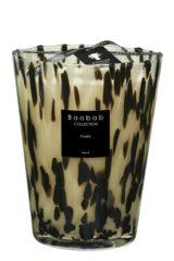 Baobab Max 24 Black Pearl Candle
