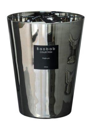Baobab Max 24 Platinum Candle