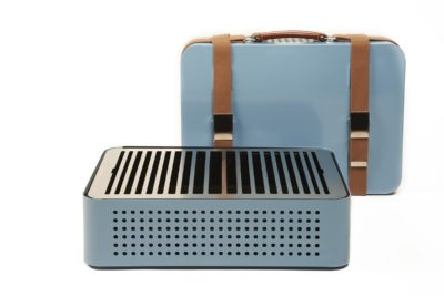 Mon Oncle Portable Barbecue Light Blue