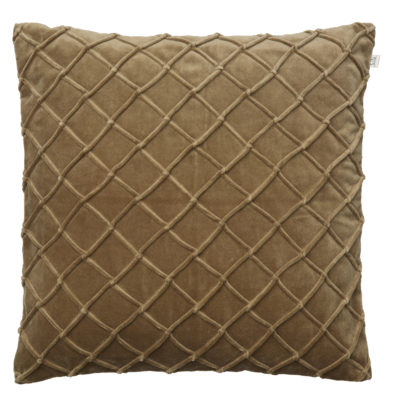 Deva Dark Oak Cushion