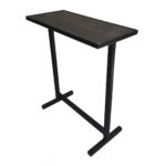 Metal Collection Side Table Axo