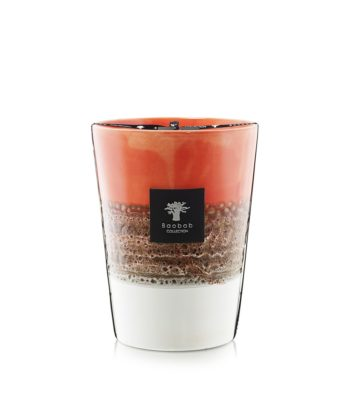 The Fuego outdoor scented candle