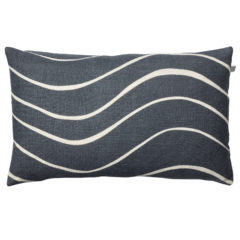 Blue Gaya Linen Cushion