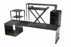L&C Metal Furniture Collection